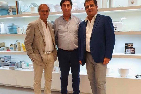 Confindustria Macerata – incontro con Domenico Guzzini e Gianni Niccolò
